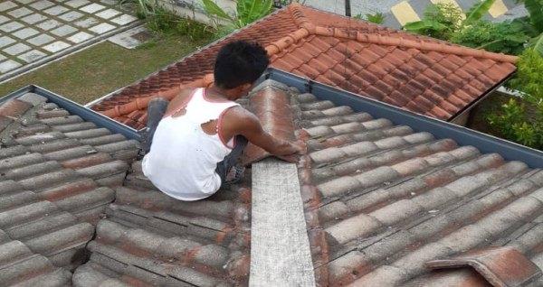 Top Roof Repair Service in Selangor
